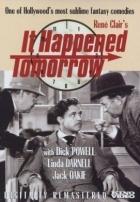 Stalo se zítra (It Happened Tomorrow)