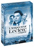 Inspektor Leclerc vyšetřuje