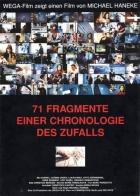 71 fragmentů chronologie náhody (71 Fragmente einer Chronologie des Zufalls)