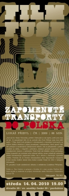 Zapomenuté transporty do Polska