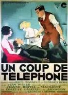 Telefonát (Un coup de téléphone)