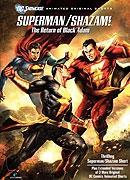 Superman/Shazam!: Návrat černého Adama