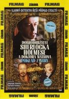 Dobrodružství Sherlocka Holmese a doktora Watsona - Poklad z Agry (Priključenja Šerloka Cholmsa i doktora Vatsona - Sokrovišča Agry)