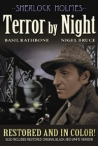 Strach v nočním vlaku