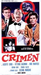 Kriminálníci (Crimen)