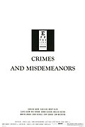 Zločiny a poklesky (Crimes and Misdemeanors)