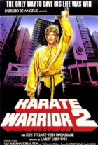 Karate bojovník II (Il ragazzo dal kimono d'oro 2)