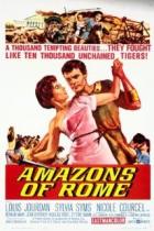 Amazonky z Říma (Le vergini di Roma)