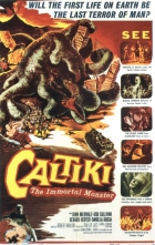 Caltiki - nesmrtelné monstrum (Caltiki - il mostro immortale)
