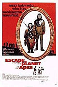 Útěk z planety opic (Escape From The Planet Of The Apes)
