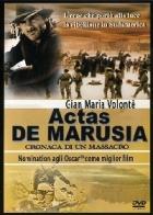 Svědectví z obce Marusia (Actas de Marusia)