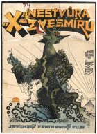 """X"" - Nestvůra z vesmíru (Uchû daikaijû Girara)"