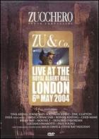 Live at the Royal Albert Hall London 6th May 2004