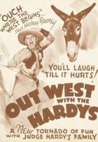 Andy Hardy, hrdina západu (Out West with the Hardys)