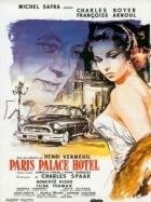 Paříž, hotel Palace