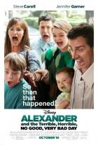 Alexandr a jeho opravdu hodně špatný a příšerně blbý den (Alexander and the Terrible, Horrible, No Good, Very Bad Day)
