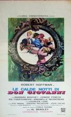 Žhavé noci Dona Giovanniho (Le calde notti di Don Giovanni)