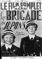 Brigáda ve spodničkách (La brigade en jupons)