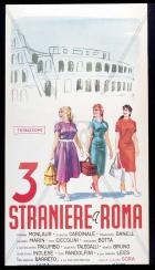 Tři cizinky v Římě