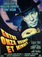 Mezi jedenáctou a půlnocí (Entre onze heures et minuit)
