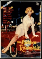 Dívka Rosemarie (Das Mädchen Rosemarie)