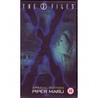 Akta X - Speciální vydání: Piper Maru (The X-Files - Special Edition: Piper Maru)