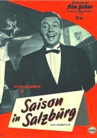 Sezóna v Salcburku (Saison in Salzburg)