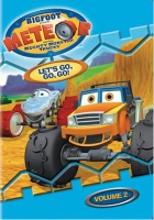 Meteor Monster Truck (Bigfoot Presents: Meteor and the Mighty Monster)