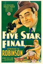 Finále pěti hvězd (Five Star Final)