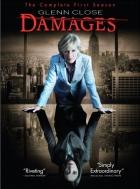 Patty Hewes: Nebezpečná advokátka