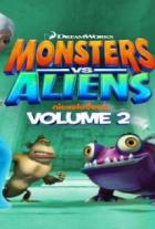 Monstra vs. Vetřelci