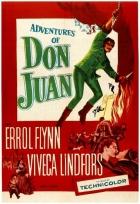 Dobrodružství Dona Juana (The adventures of Don Juan)