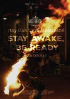 Buď připraven, neusínej (Stay Awake, Be Ready)
