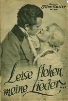 Tiše lkají moje písně (Leise flehen meine Lieder)