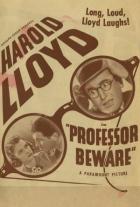 On všetečným profesorem