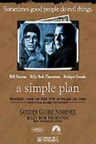 Jednoduchý plán (A Simple Plan)