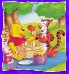Kouzelný svět medvídka Pú: Rosteme s medvídkem  PÚ (Winnie the Pooh: Shapes & Sizes)