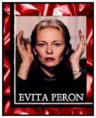 Evita Perónová (Evita Peron)