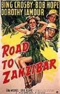 Cesta na Zanzibar