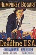 Poslední zpráva (Deadline - U.S.A.)