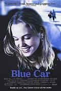Modré auto (Blue Car)