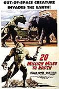 20 miliónů mil od Země (20 Million Miles to Earth)
