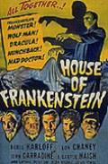 Frankensteinův dům (House of Frankenstein)
