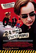 Nonstop párty (24 Hour Party People)