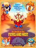 Americký ocásek 2 (An American Tail: Fievel Goes West)