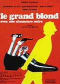 Velký blondýn s černou botou (Le grand blond avec une chaussure noire)