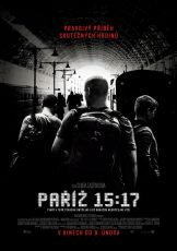 Paříž 15:17 (The 15:17 to Paris)
