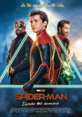 Spider-Man: Daleko od domova (Spider-Man: Far From Home)