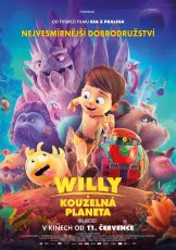 Willy a kouzelná planeta (Terra Willy: Planète inconnue)