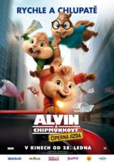 Alvin a Chipmunkové: Čiperná jízda (Alvin and the Chipmunks 4)